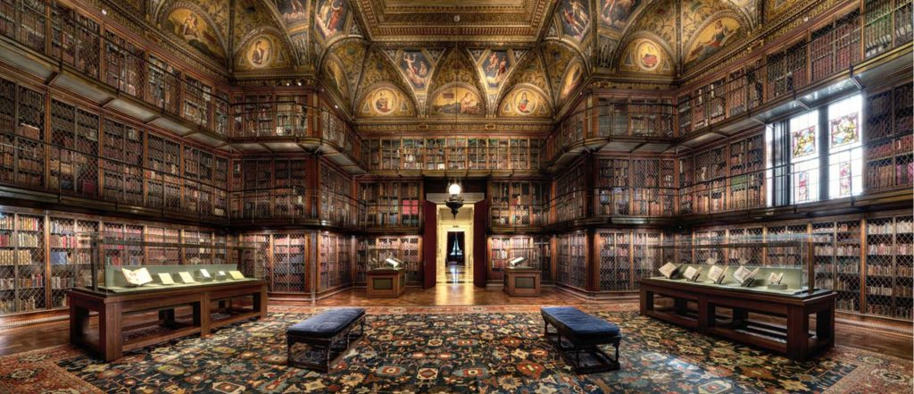 The Morgan Library-new-york